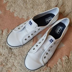 Keds women's Coursa leather sneakers sz 10